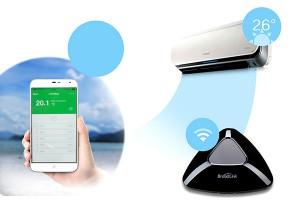Varmepumpe styring wifi