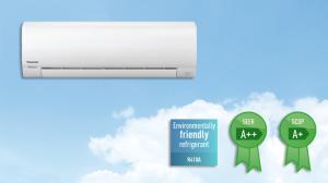 Panasonic luft til luft varmepumpe, luft til vand