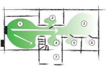 varmepumpemontering