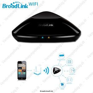 broadlink wifi styring
