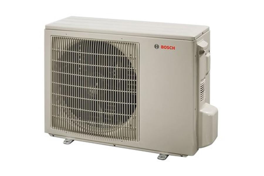 Fremragende Varmepumpe Bosch 5000 AA - Opvarmning og afkøling i et YU51