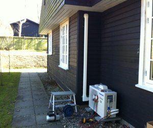 service varmepumpe