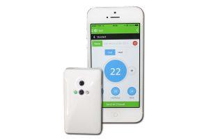 Climatech-SMS controller